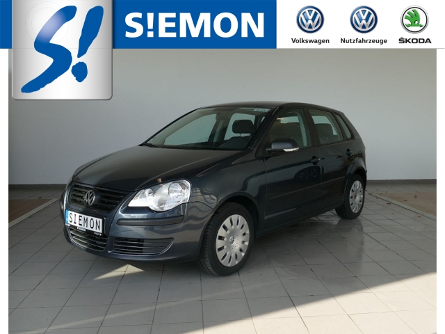 VW Polo IV 1.6 Automatik Sportline Tempomat Klima