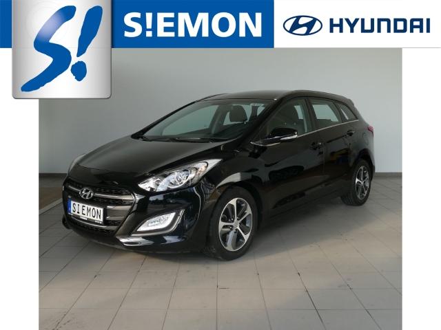 Hyundai i30cw 1.6 CRDi YES! Navi Klima Tempomat PDC
