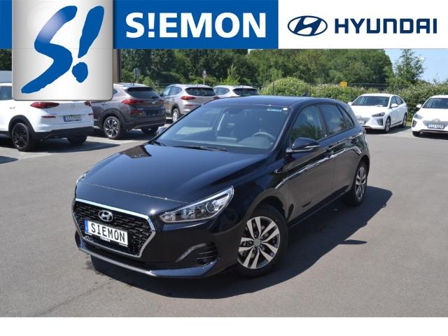 Hyundai i30 1.4 YES! Navi DAB+ CarPlay Klimaauto SHZ GRA