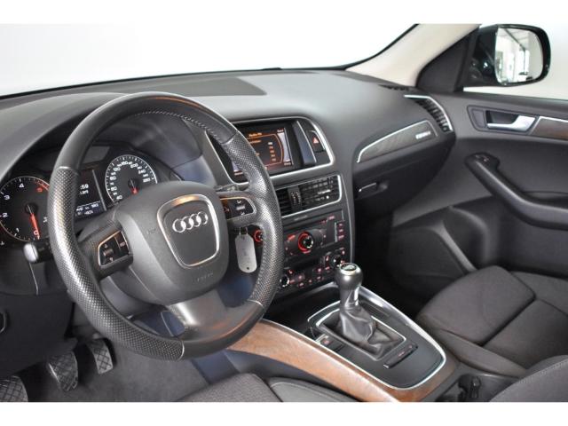 Audi Q5 2.0 TDI quattro Xenon AHK Klimaautomatik