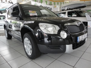 Skoda Yeti 1.2 TSI Active Plus Edition Klima RCD