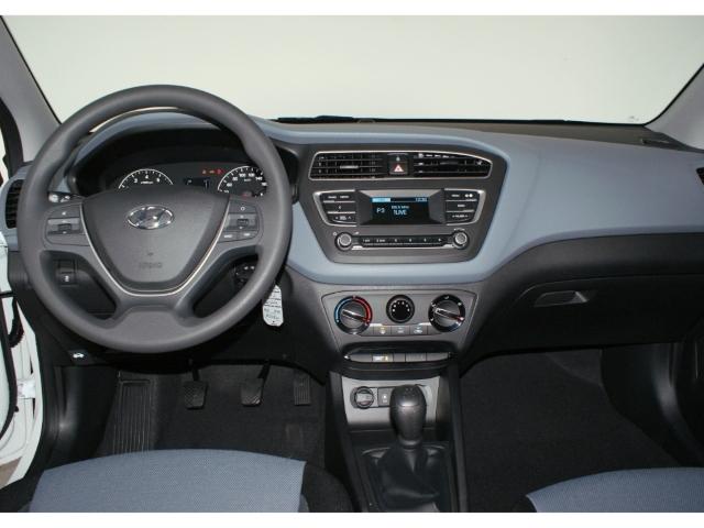 Hyundai i20 1.2 Select Alarm Klima AUX USB  ZV Funk EU6