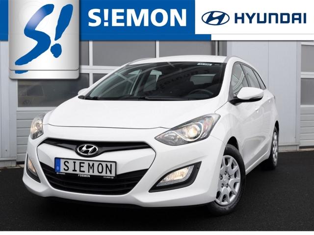 Hyundai i30cw Trend 1.6 CRDi Navi Dyn. Kurvenlicht Rückf
