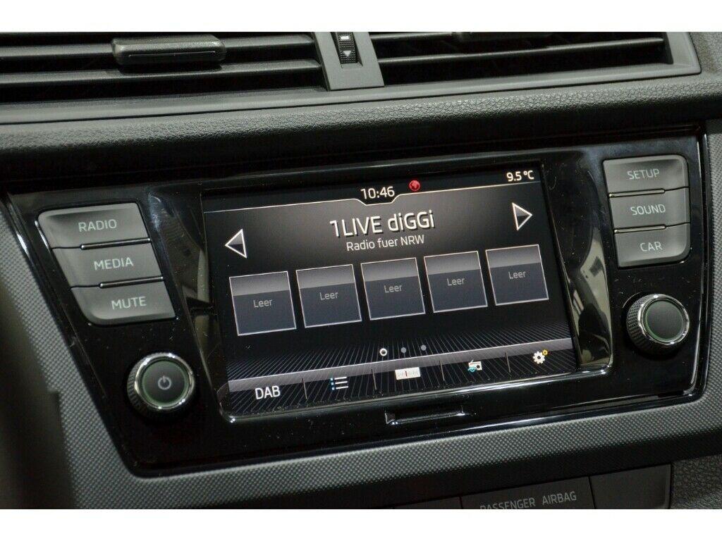 SKODA Fabia Cool Plus 1.0 MPI Klima AUX USB MP3 ESP
