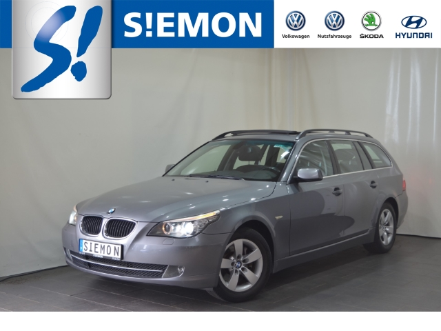 BMW 520 d Touring Xenon Navi e-Sitze Panorama Niveau
