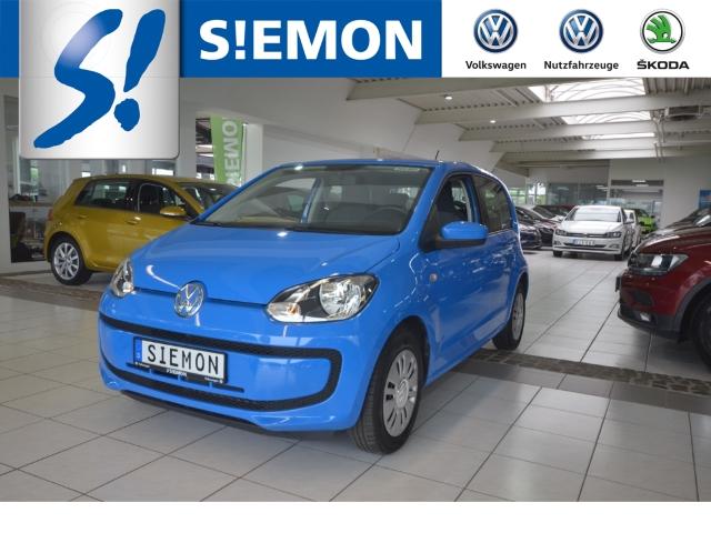 VW up! up move 1.0 Navi RDC Klima CD AUX MP3 ESP
