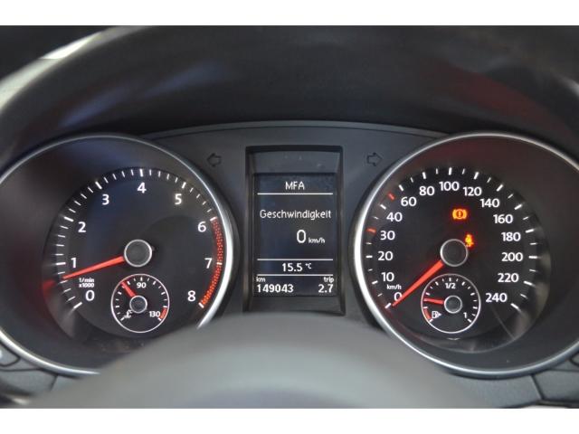 VW Golf VI Highline 1.4 TSI Navi PDCv+h SHZ