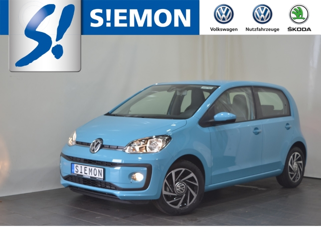 VW up! move BMT Start-Stopp 1.0 EU6d-T Navi NR RDC
