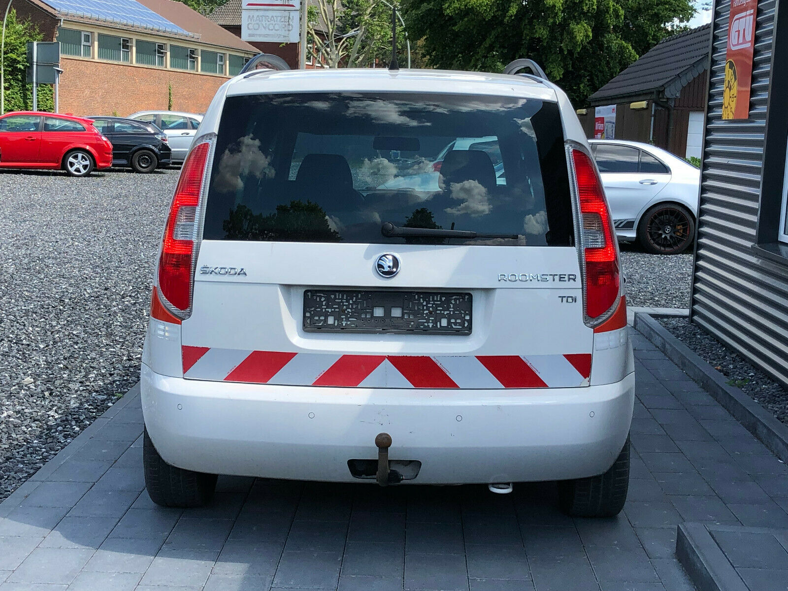 SKODA Roomster Ambition Plus Edition *1.HD/SHZ/MwSt.*