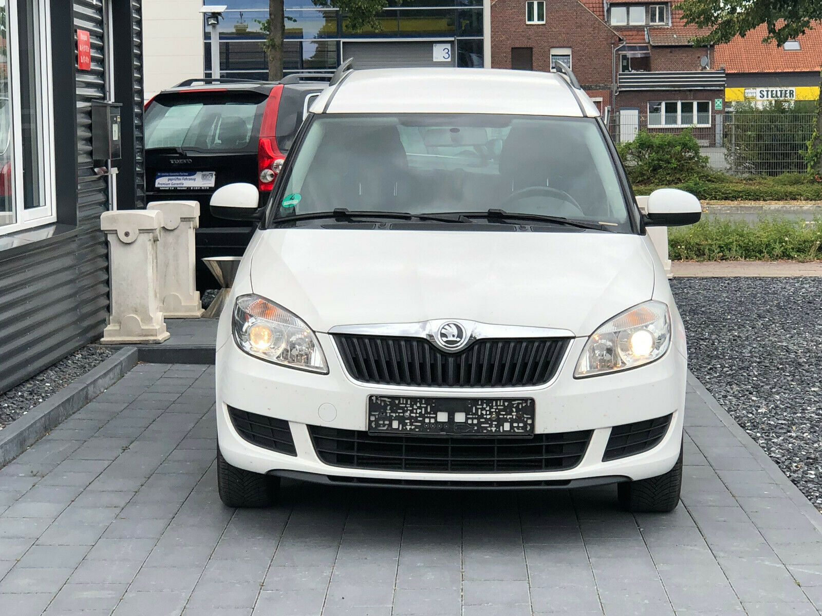 SKODA Roomster Ambition Plus Edition *1.HD/AHK/MwSt.*