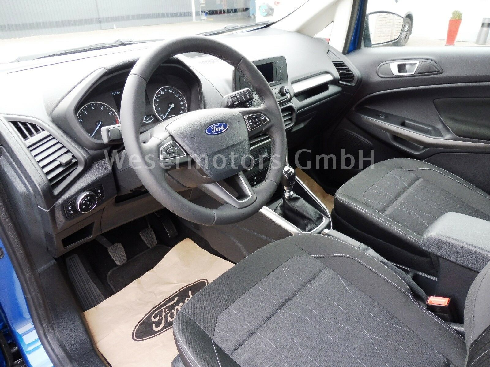 FORD ECOSPORT 1.0 EcoBoost Trend *FACELIFT*