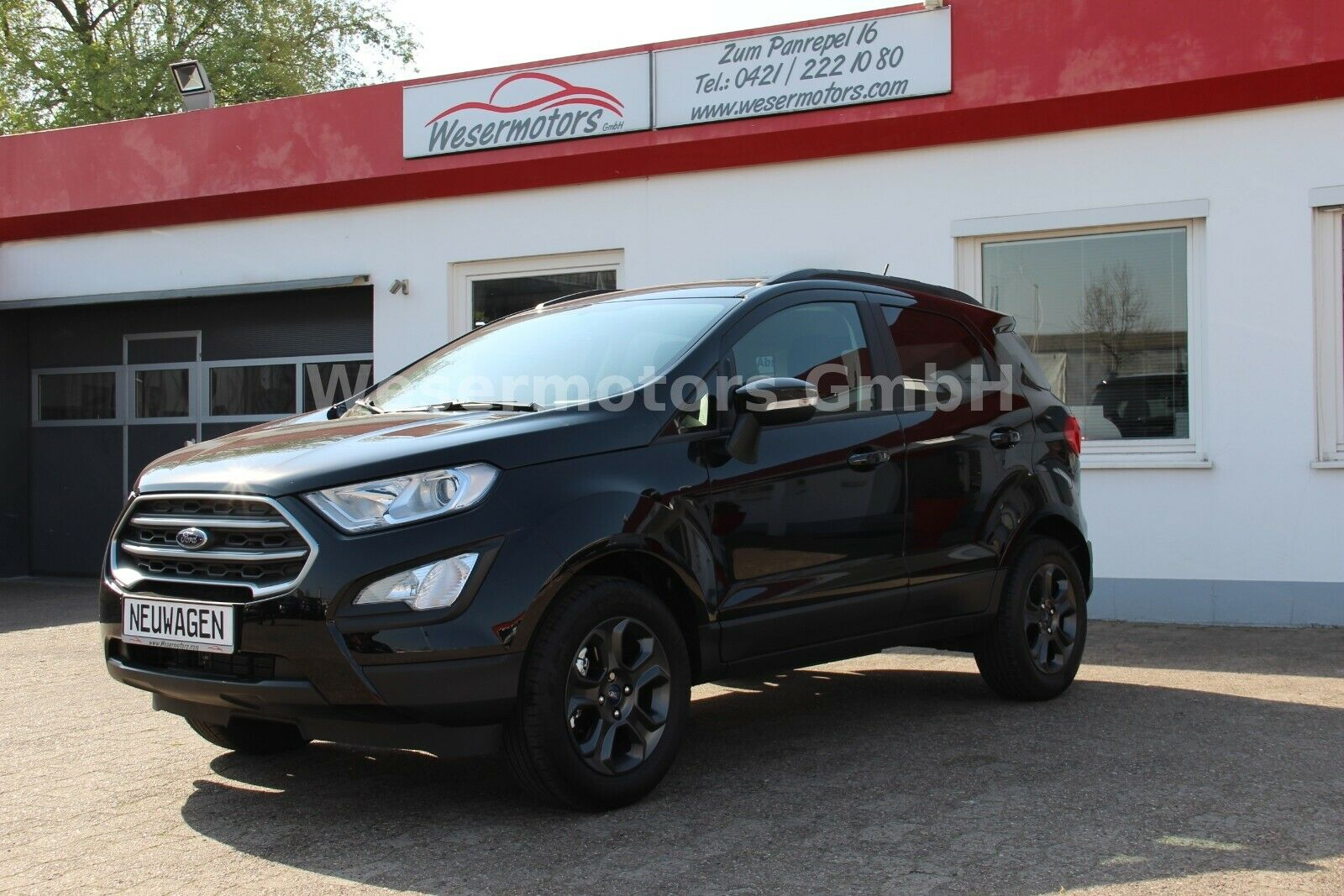 FORD ECOSPORT 1.0 EcoBoost Trend *Winter Paket*