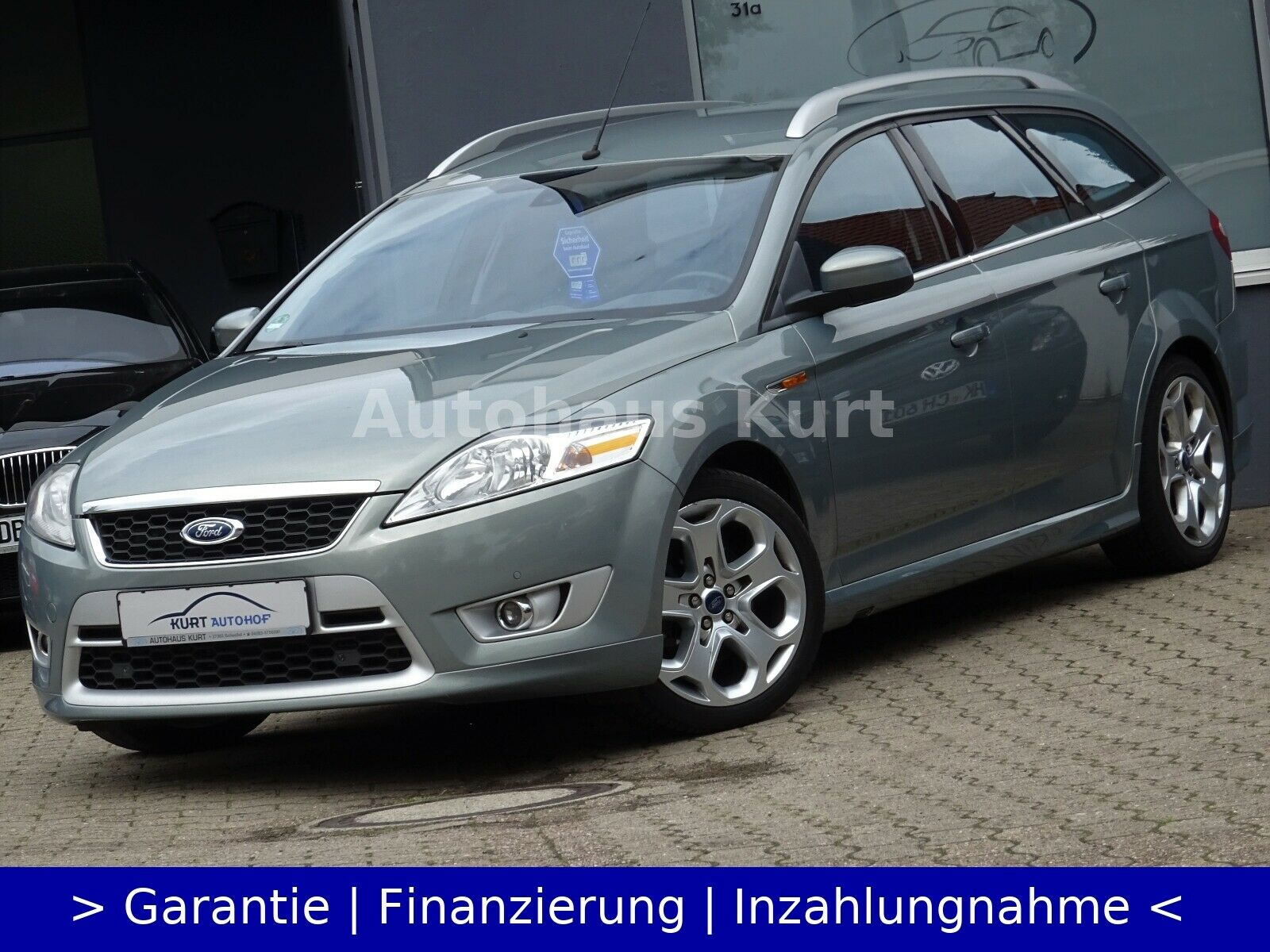 FORD Mondeo 2.2 TDCi Turnier Individual*LEDER*18 LMF*