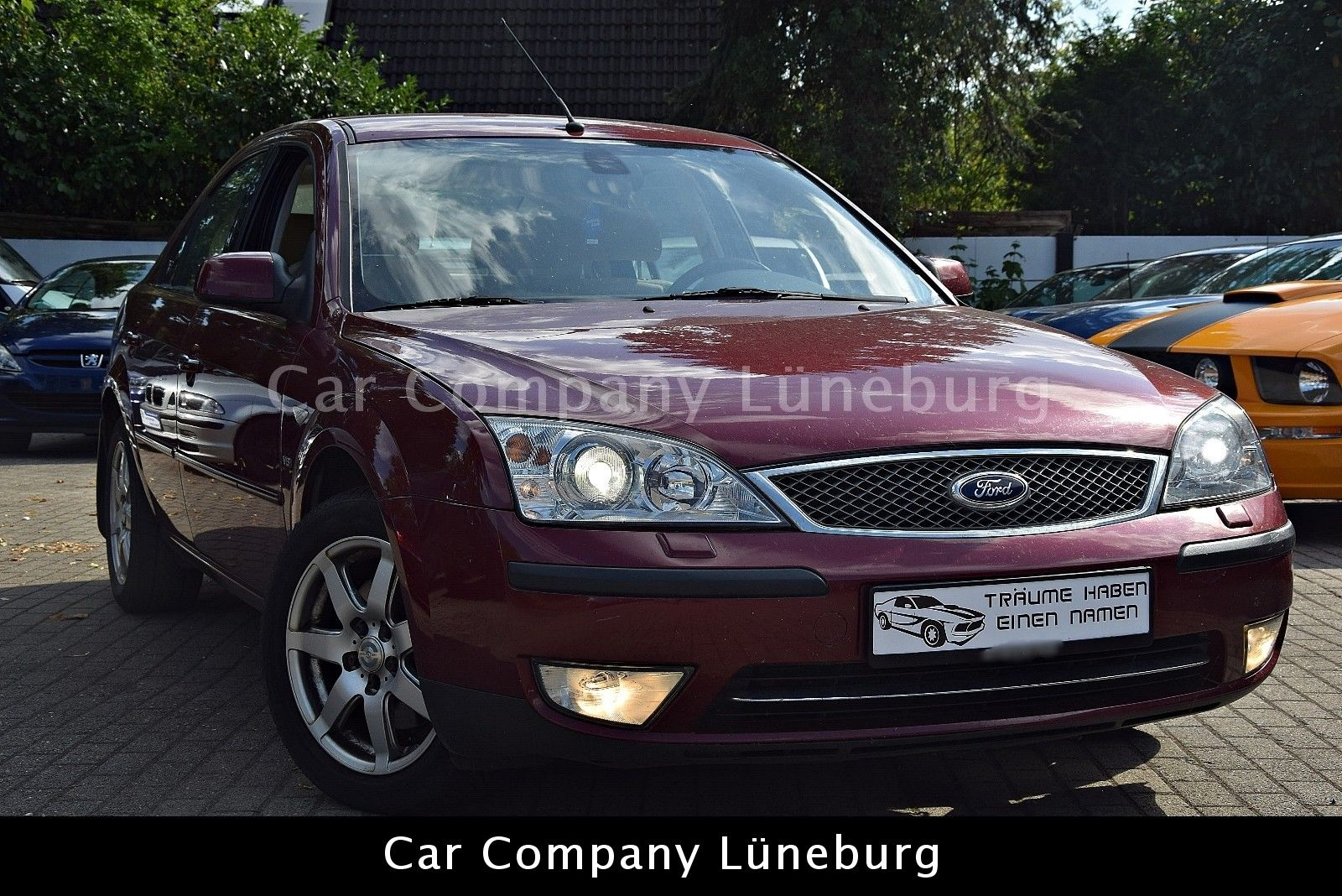 FORD Mondeo Ghia X -Vollaustattung-V6-VollLeder-Top-