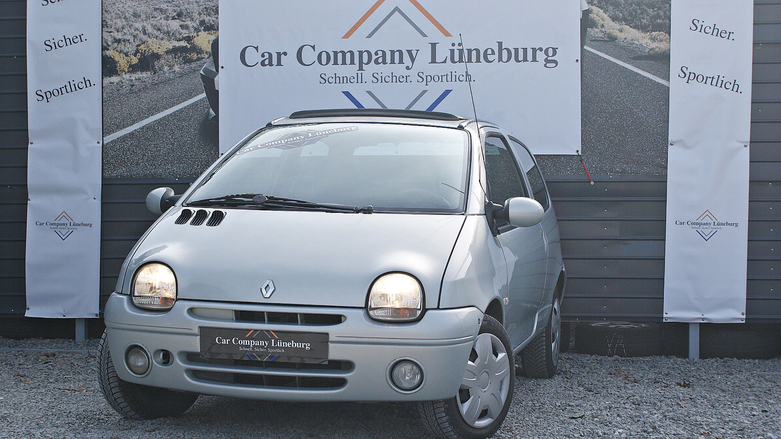 RENAULT Twingo 1.2 Dynamique Topzustand / 2. Hand