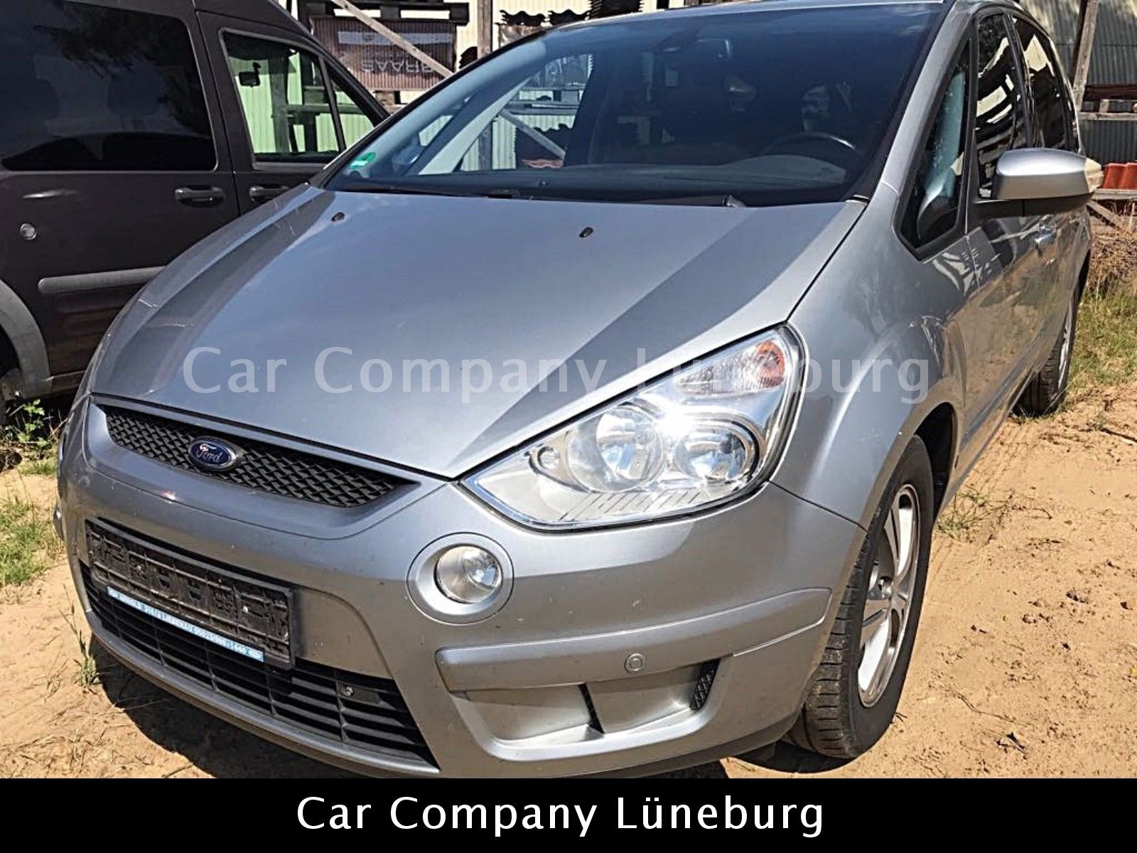 FORD S-Max 1.6 TDCI DPF Style