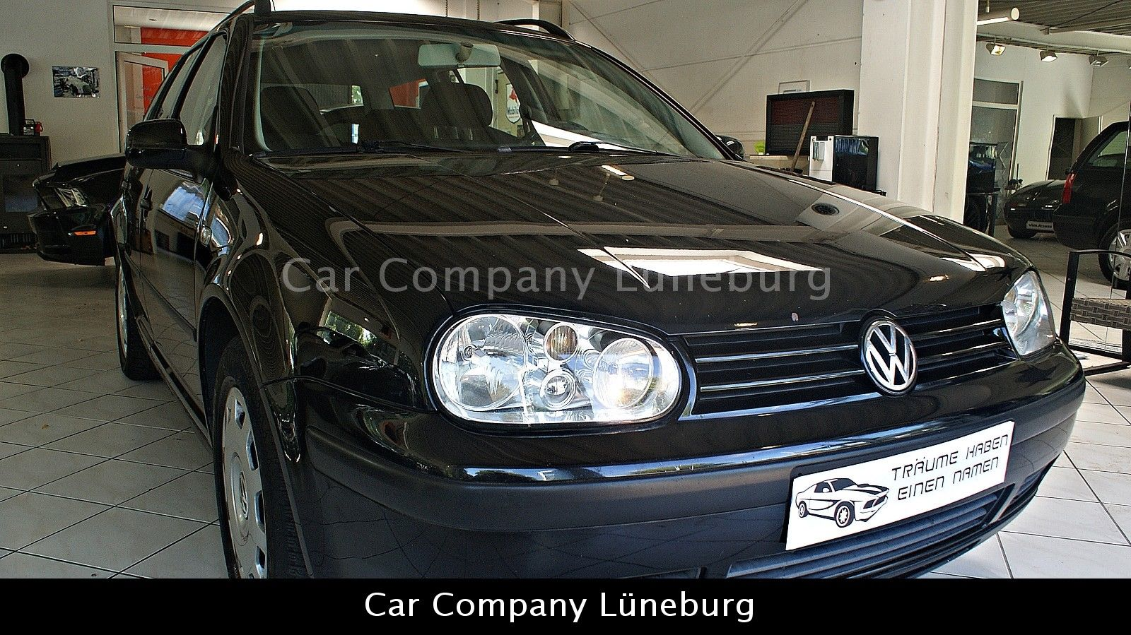 VW Golf IV Variant Edition -Altherrenfahrzeug-Top-