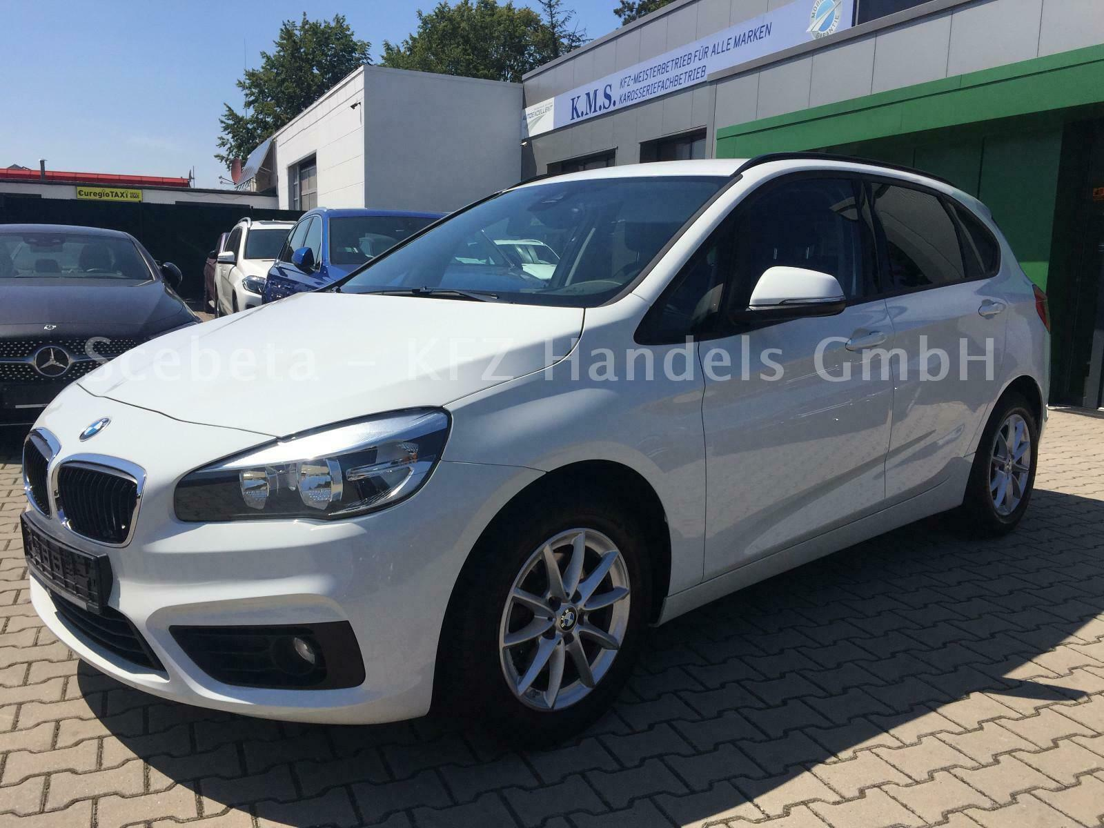 BMW 216d Active Tourer Advantage /1.Hd./Navi/PDC/Tüv