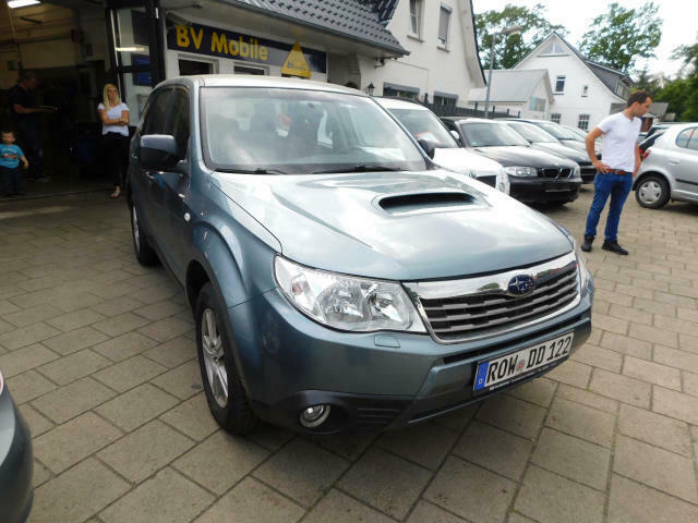 SUBARU Forester 2.0D Active
