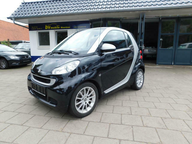 SMART forTwo Micro Hybrid Drive (52kW) coupe