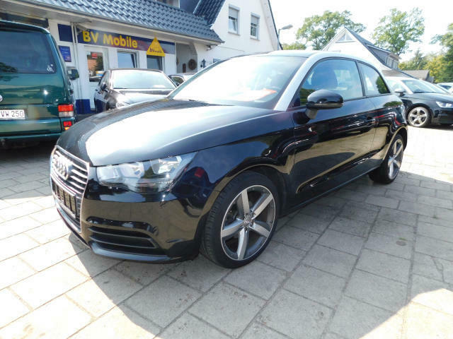 AUDI A1 Attraction (8X1)