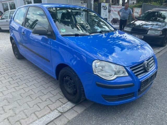 VW Polo IV Tour
