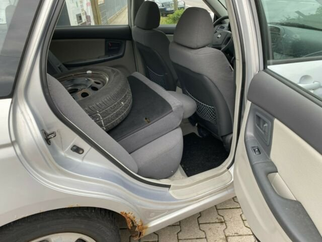 Kia Cerato 2.0 CRDi EX Stufenheck