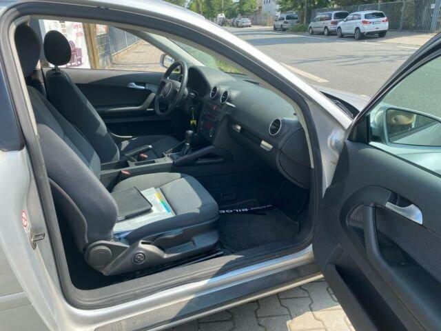 Audi A3 2.0 TDI Attraction
