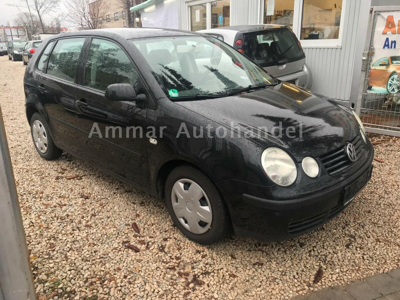 VW Polo IV Comfortline