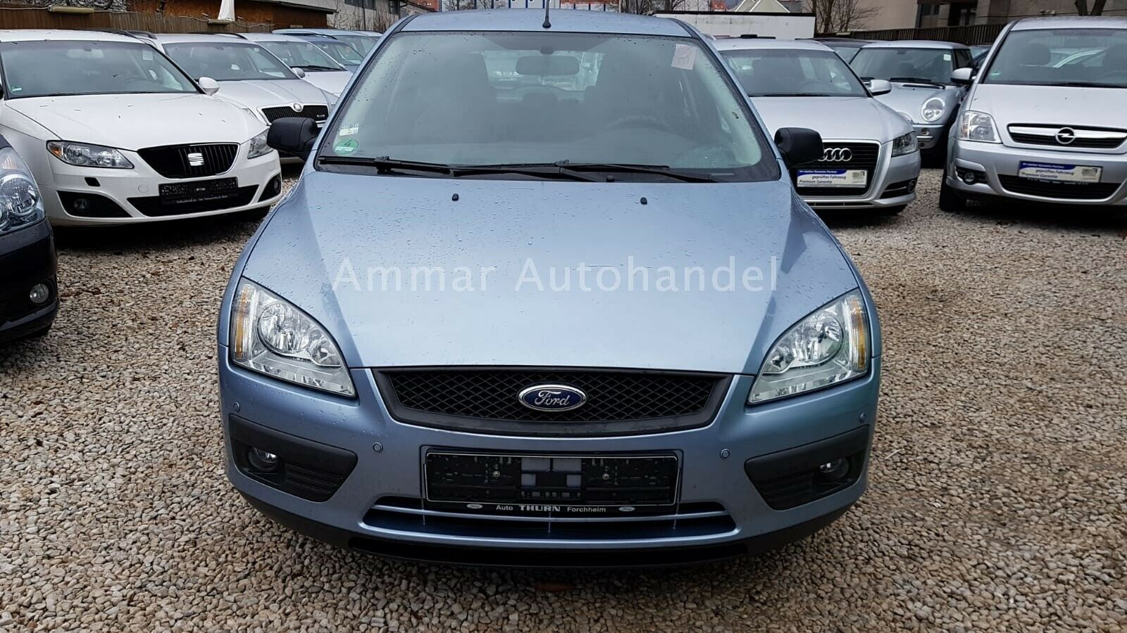 FORD Focus Lim. Trend  Top Zustand