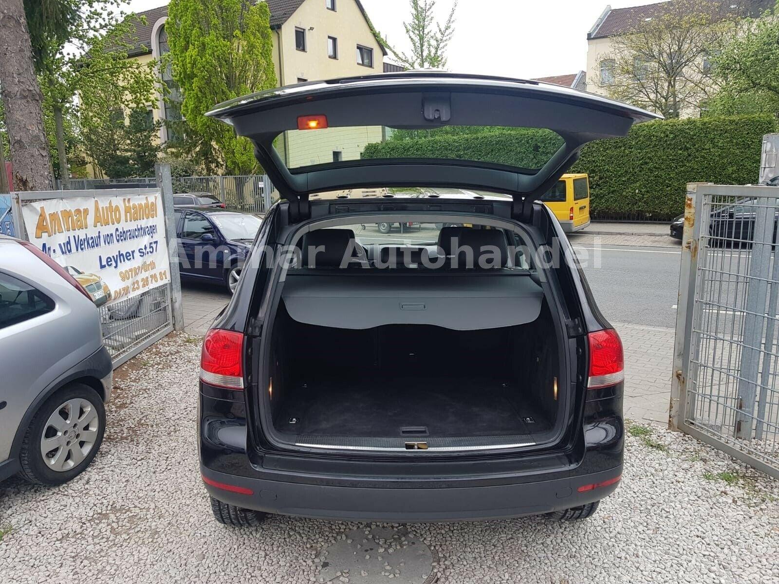 VW Touareg V6