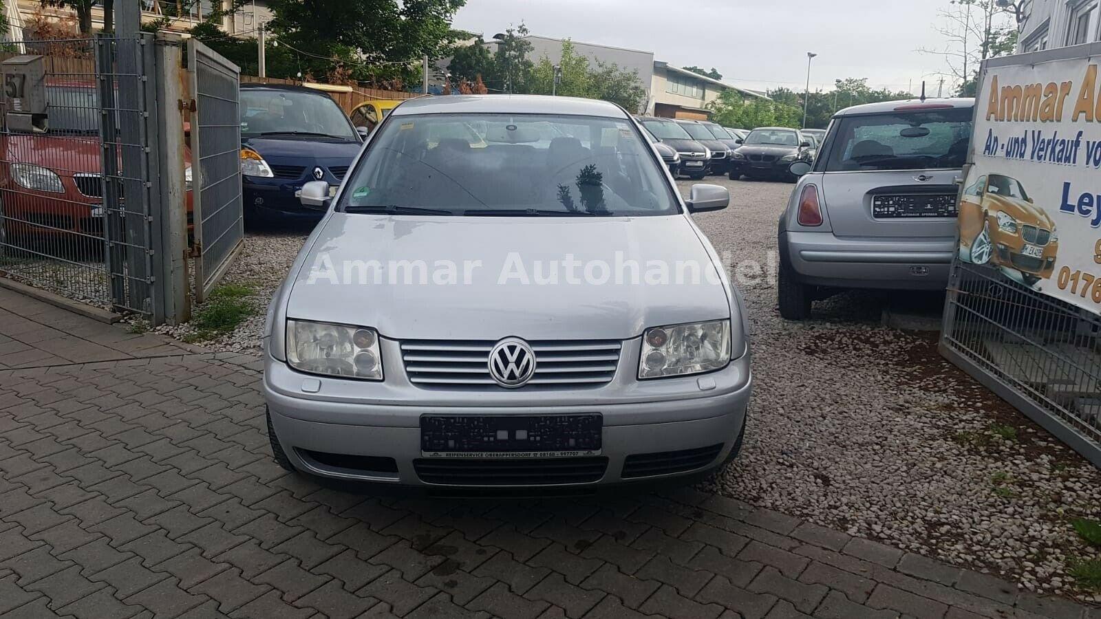 VW Bora Lim. Sport Edition