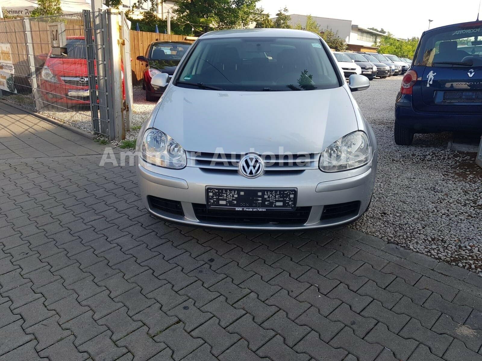 VW Golf V Lim. Sportline
