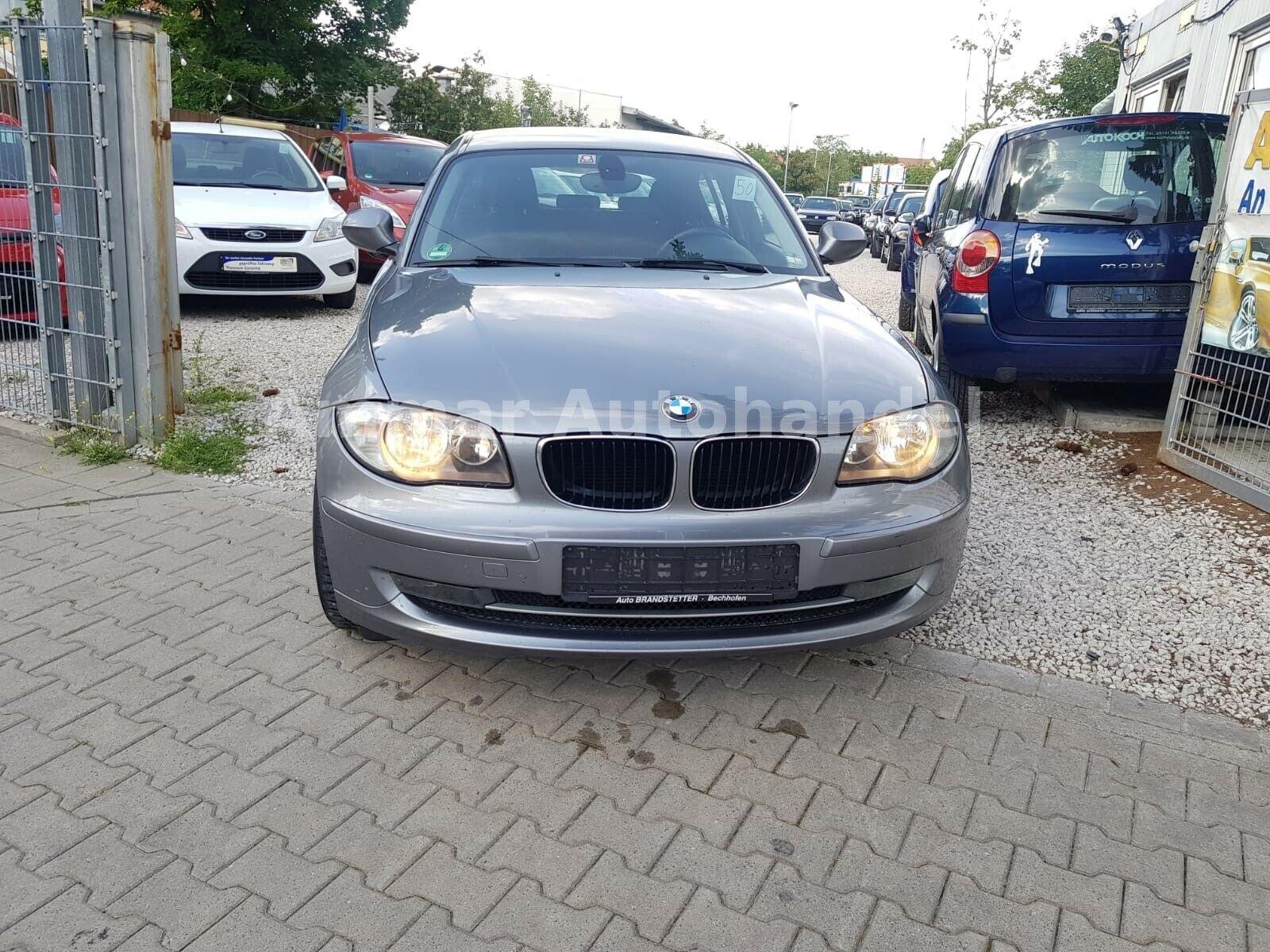 BMW Baureihe 1 Lim. 116d