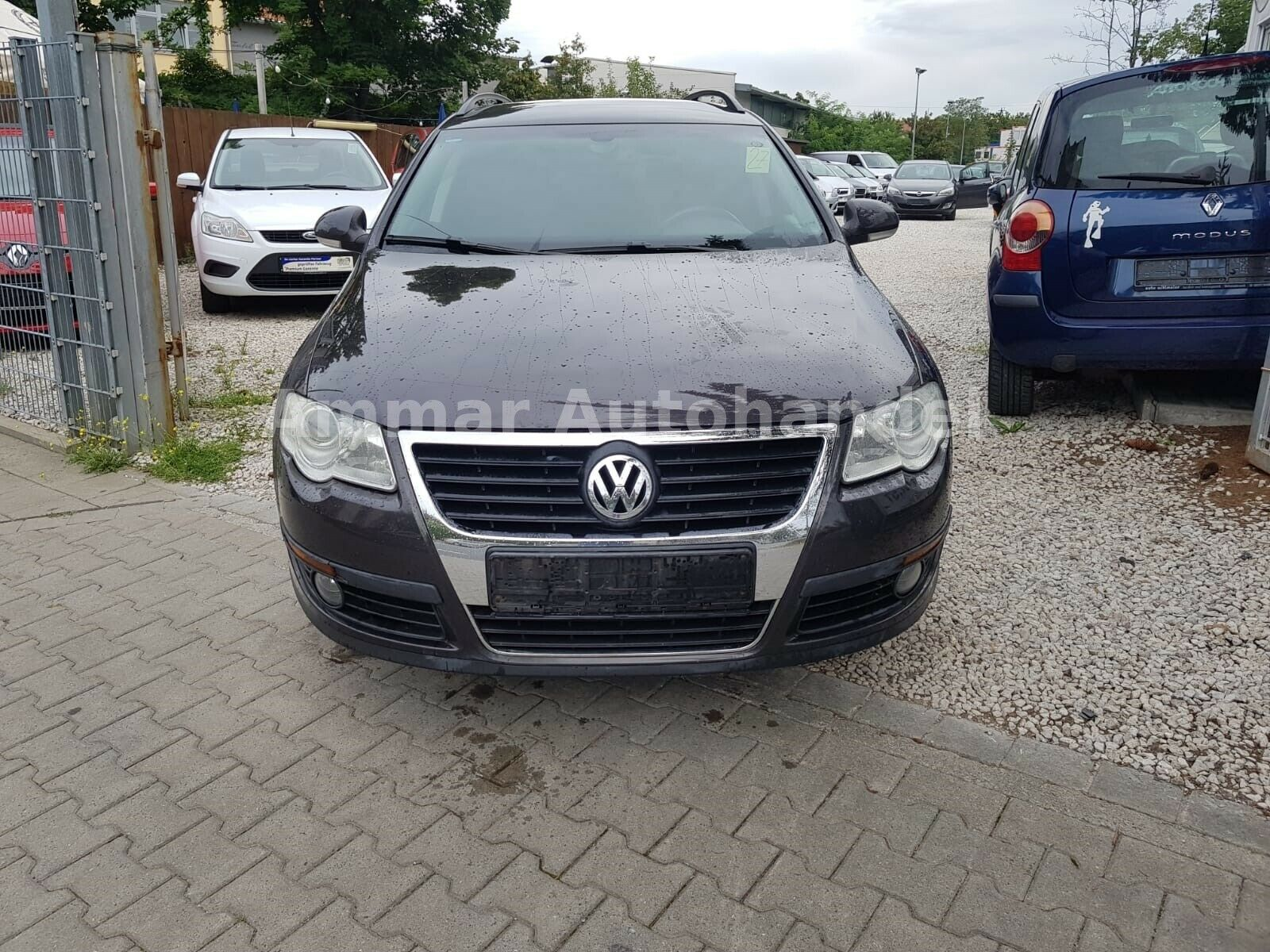 VW Passat Variant Trendline