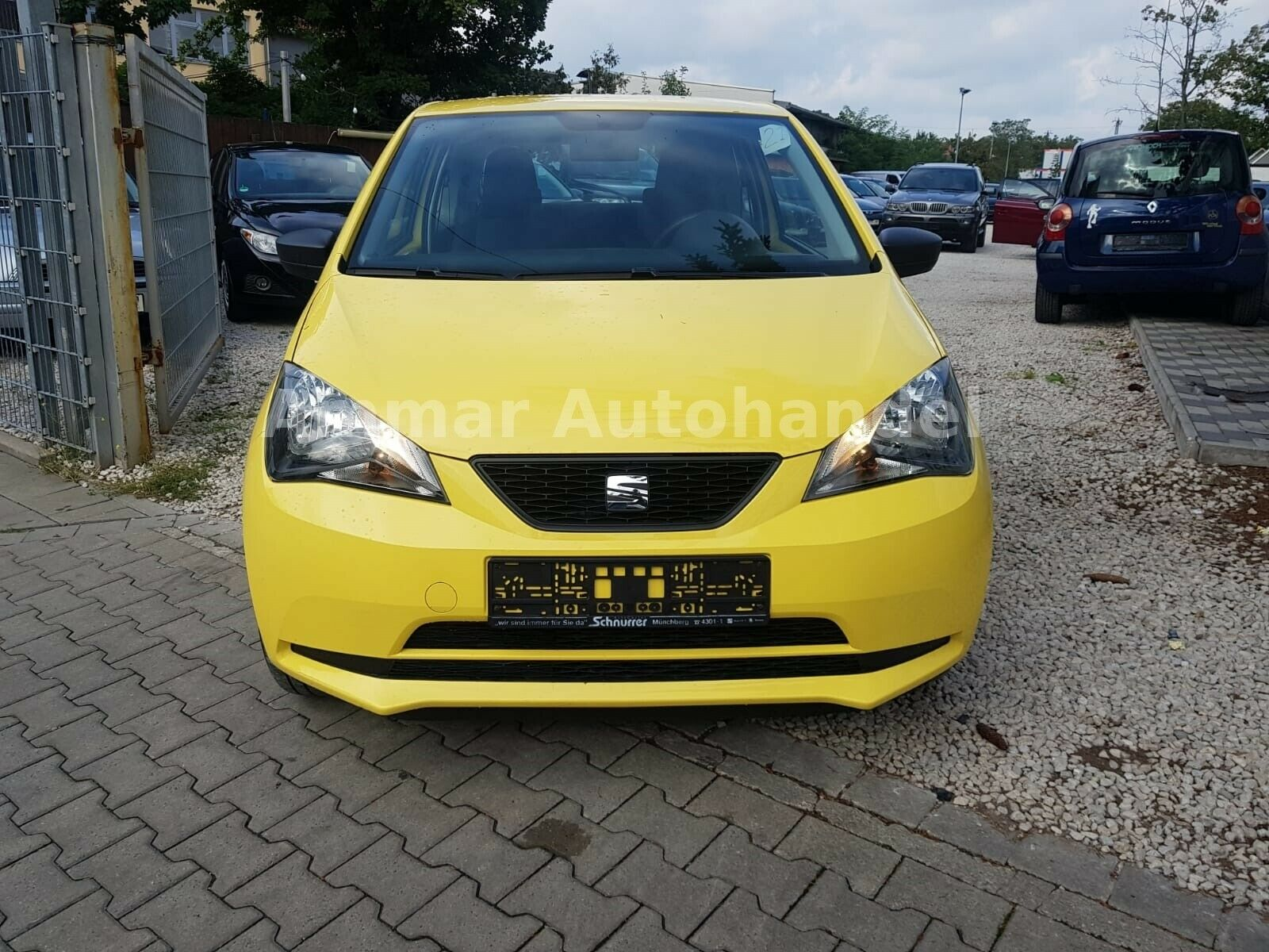 SEAT Mii Reference