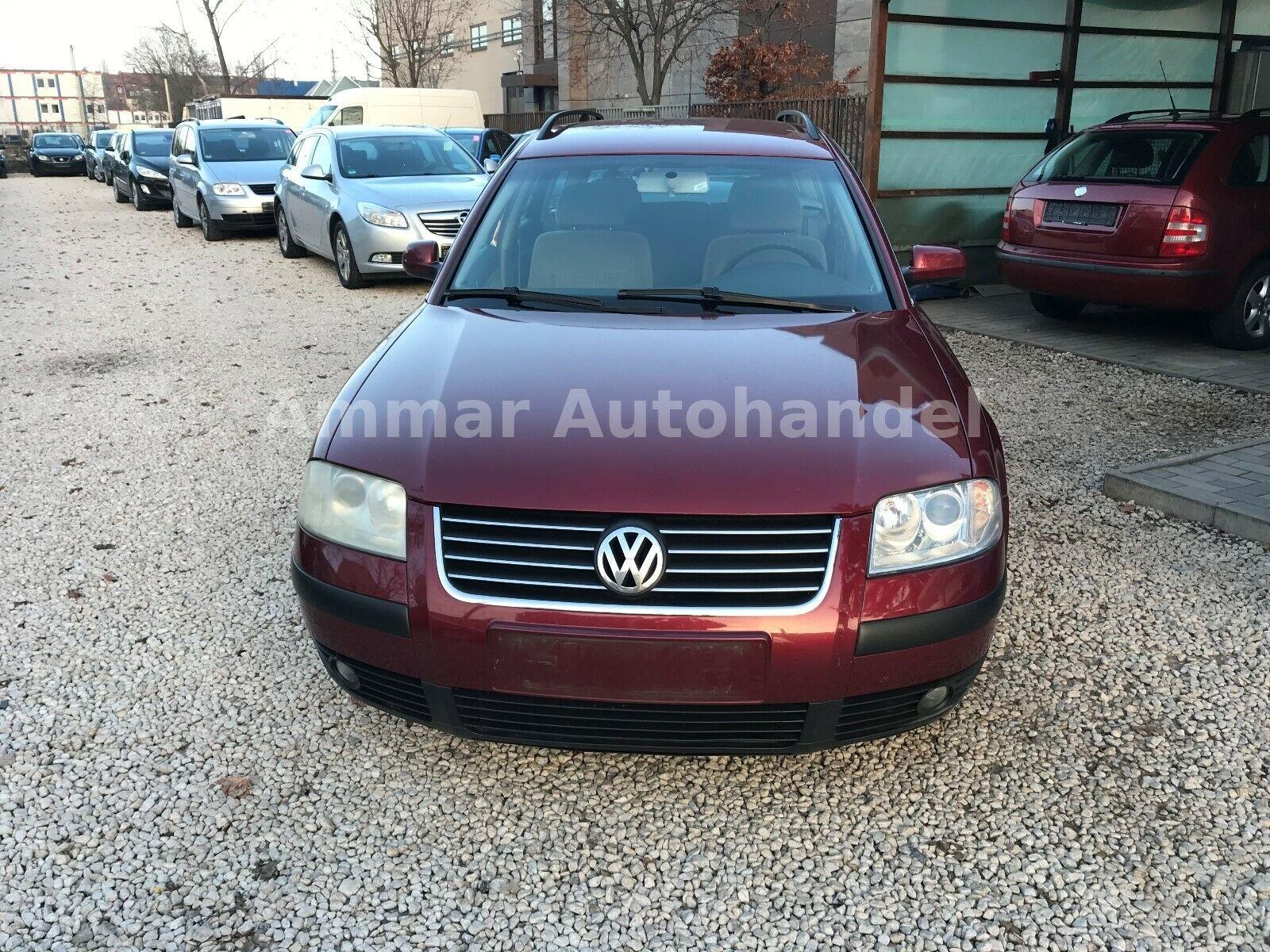 VW Passat Variant Comfortline