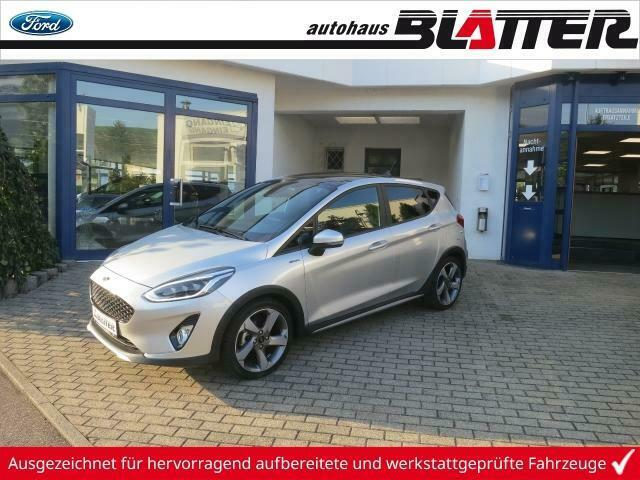 FORD Fiesta Active Plus *Automatik,LED,B&O Play Sound