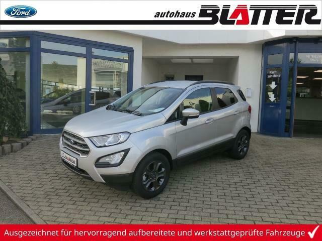 FORD EcoSport Cool&Connect *Klima,ParkPilot,Navi*