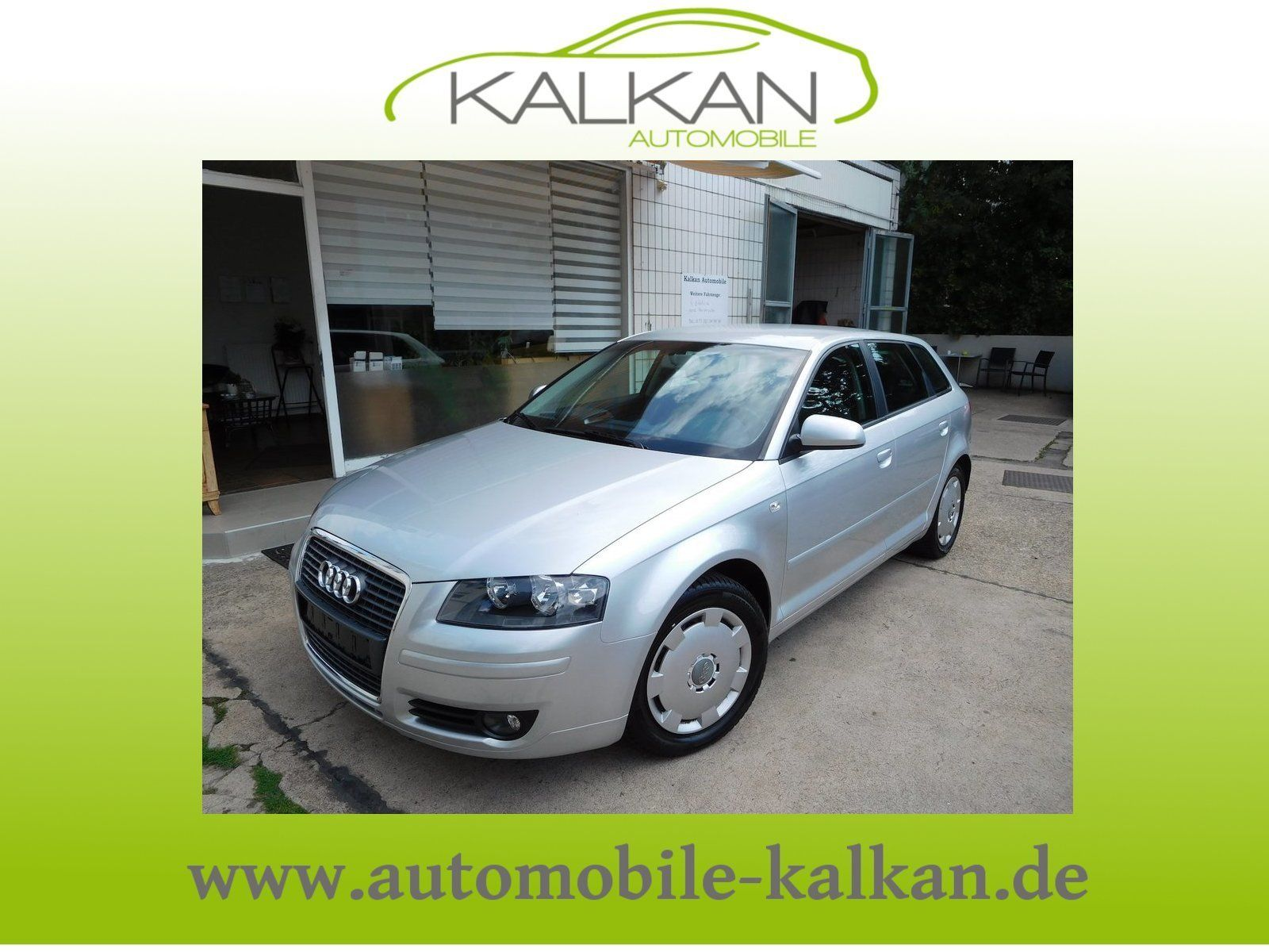 AUDI A3 Sportback 1.6 Attraction #1.Hand