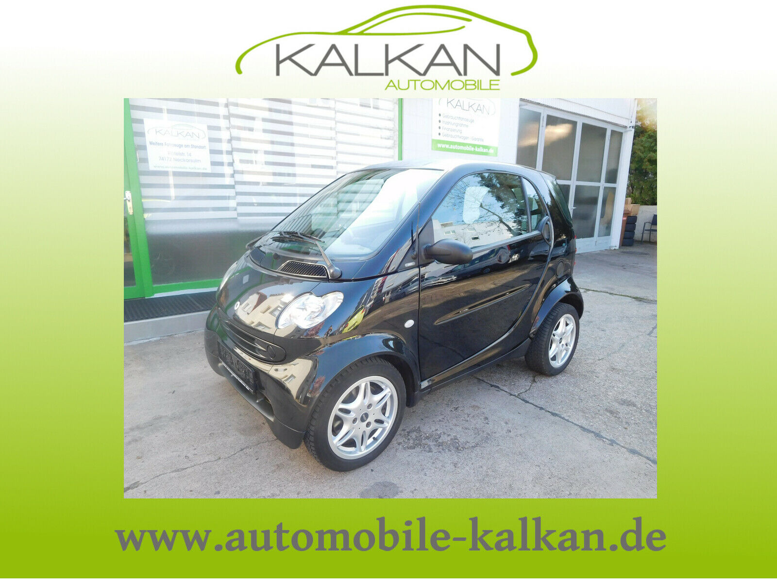 SMART ForTwo coupe / coupe Basis ATM 10 tkm