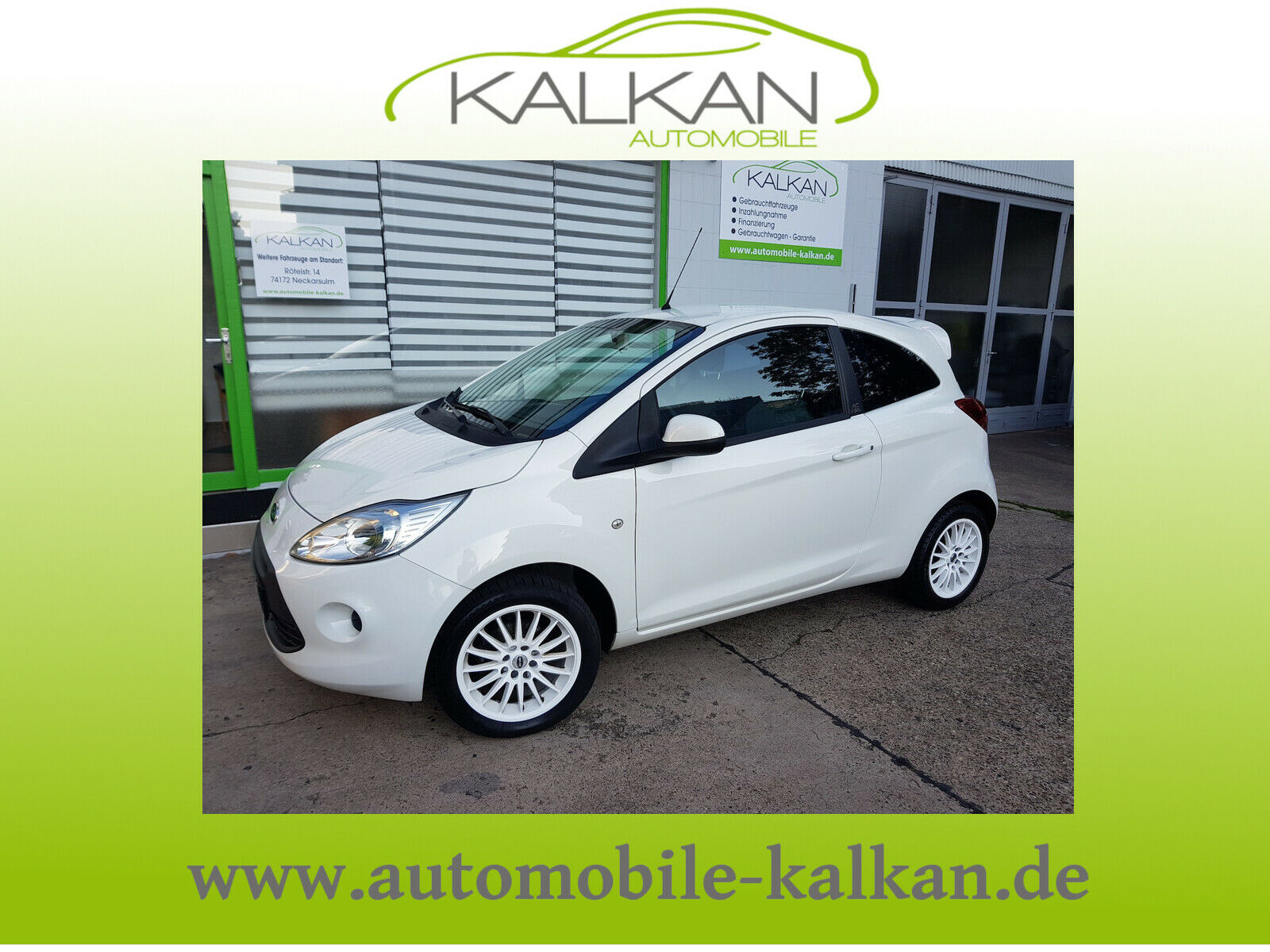 FORD Ka Trend 1,25 Trend