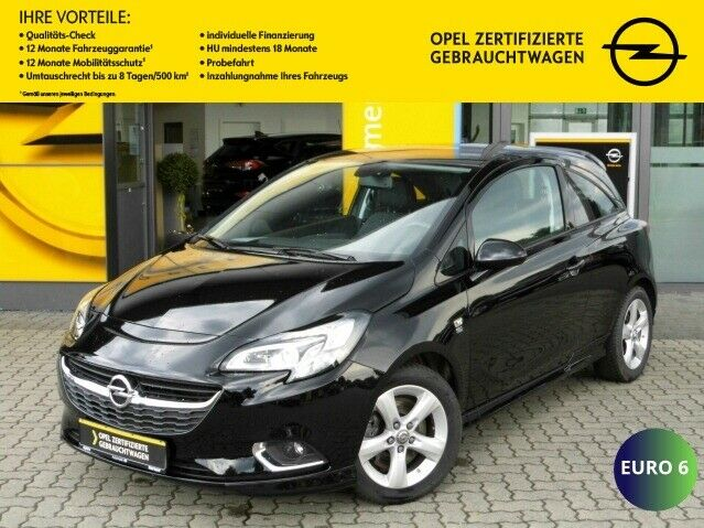 OPEL Corsa E Innovation eF OPC-Line 4.0IntelliLink