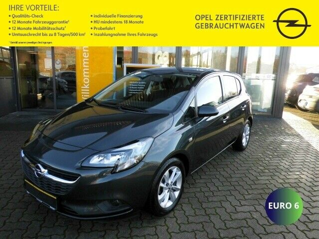 OPEL Corsa E ON AT Shz Rü-Ka 4.0IntelliLink PDC