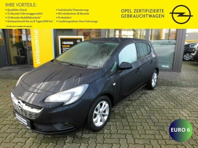 OPEL Corsa E ON AT Shz PDC Rü-Ka 4.0IntelliLink