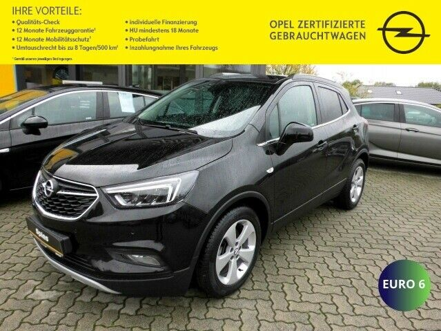 OPEL Mokka X Innovation Navi LED-Matrix SHZ PDC S/S