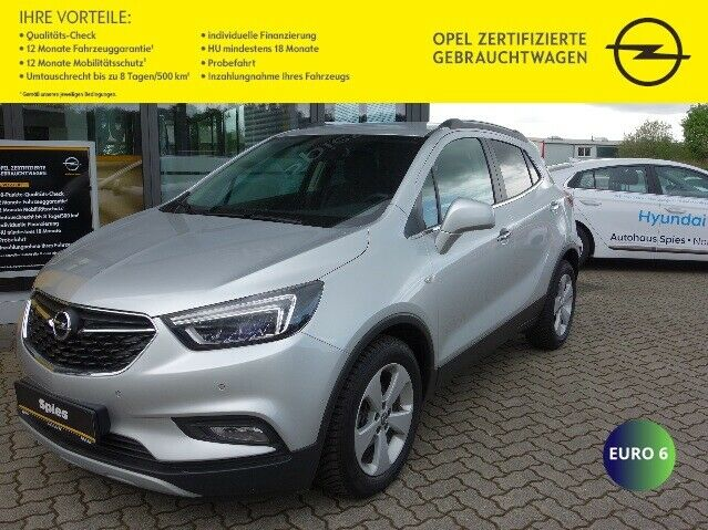 OPEL Mokka X Innovation AT Shz Navi PDC Allwetter