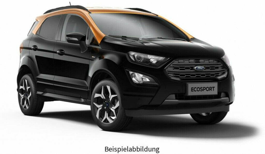 FORD EcoSport 1.0 Eco 125 Cool&Connect 5-J.Gar. Navi.