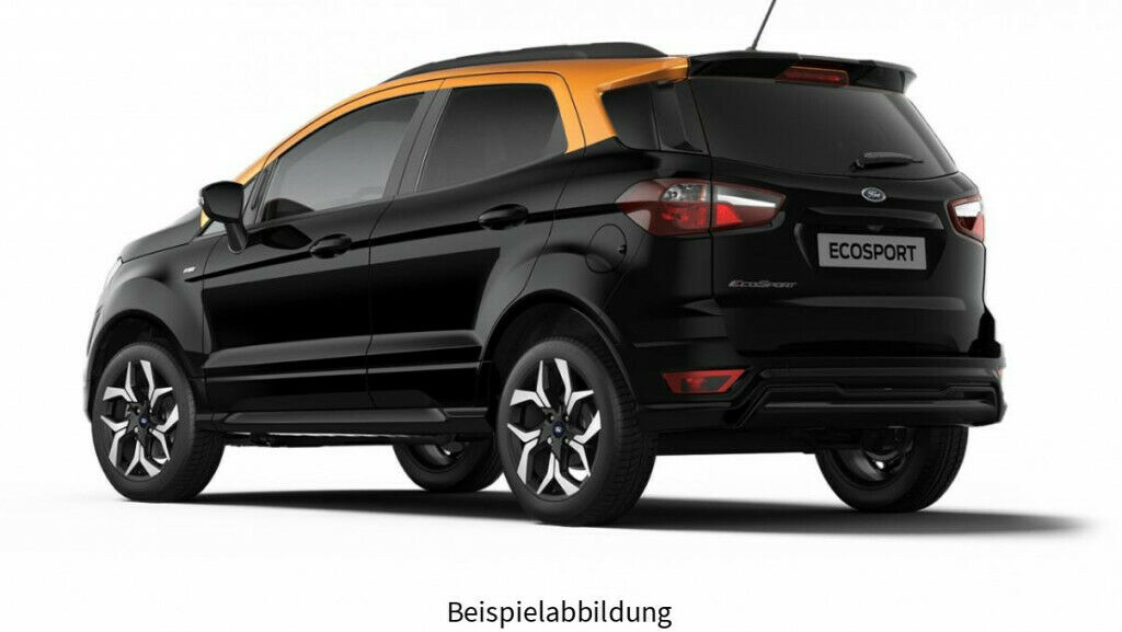 FORD EcoSport 1.0 Eco AT125 St-Line 5-J.Gar. Navi. Xe