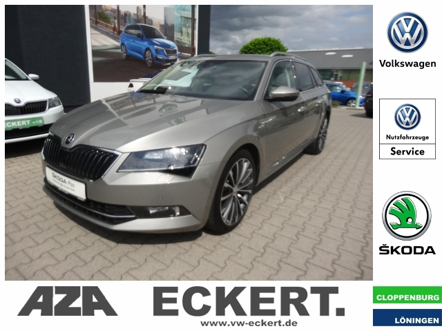 Skoda Superb Combi 2.0 TDI DSG L&K MEMORY*ASSISTENS*CO